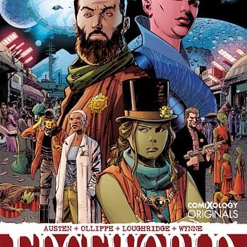 Chuck Austen to Finally Make Triumphant Return to Comics