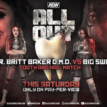 AEW Moves Baker vs. Swole to All Out Card Adds New Buy-In Match