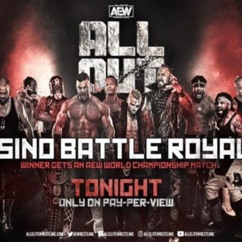 A look at AEW All Out key art (Image: AEW)
