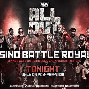 AEW All Out Results: Matt Sydal Debuts Pulls a Lesnar/Shockmaster
