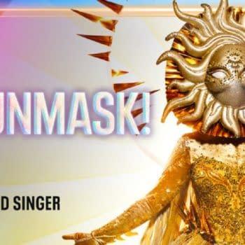 The Masked Singer (Image: FOXTV)