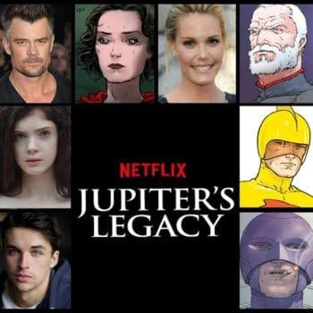 Jupiter's Legacy (Image: Netflix)