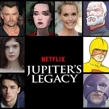 Jupiters Legacy: Mark Millar Says Series Is Beautiful Television