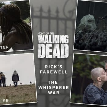 The Walking Dead presents Night of the Walking Dead marathon (Image: AMC)