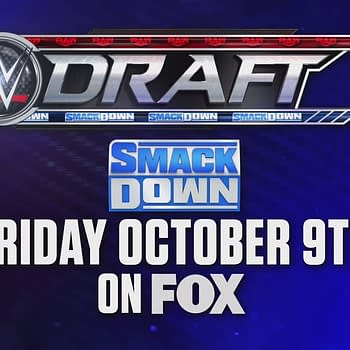 WWE Announces New Draft to Start on Smackdown Next Week
