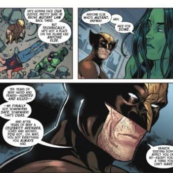 Immortal She-Hulk Preview – Is Krakoa A Well For Mutants?