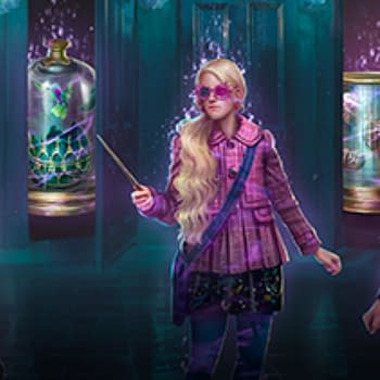 Wizards Unite Department of Mysteries Brilliant Event Part 1 Review
