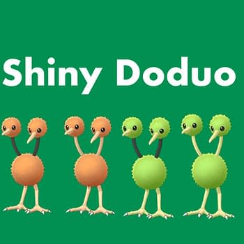 Shiny Doduo Has Been Released In Pokémon GOs New Event