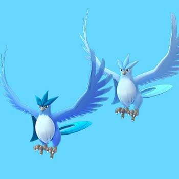 Shiny Articuno Raid Hour: Last Chance At The Icy Bird In Pokémon GO