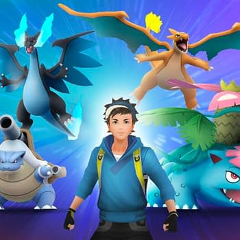 The Mega Buddy Event Is Now Live In Pokémon GO