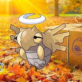 Shedinja Returns To Pokémon GO As October Research Breakthrough