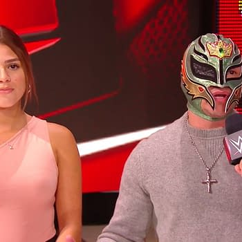 Seth Rollins Goes Maury Show on Rey Mysterio: You are NOT the Father