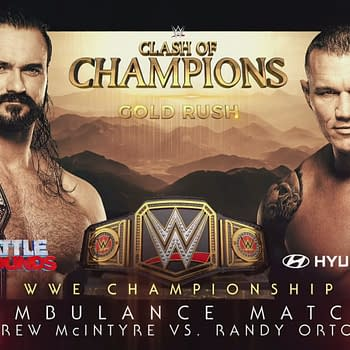 WWE Clash of Champions:  Drew McIntyre Retains After a LOT of Help