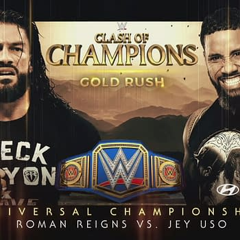 WWE Clash of Champions &#8211 Roman Reigns Does It For His Family