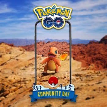 Pokémon GO Releases Details for Charmander Community Day 2020