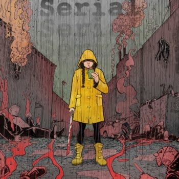 Serial, a Rachel Rising Spinoff, is Terry Moore's Next Series