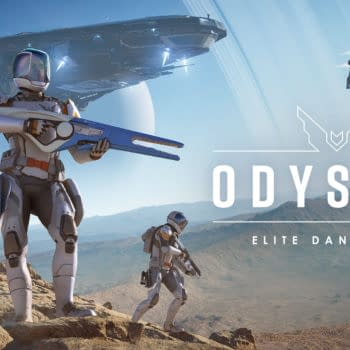 Frontier Developments Reveals Elite Dangerous: Odyssey