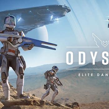 Frontier Developments Reveals Elite Dangerous: Odyssey