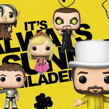 Its Always Sunny In Philadelphia Joins the Ranks of Funko