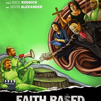 Watch The Trailer For New Comedy Faith Based Releasing October 9th