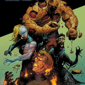 Christopher Cantwell Takes Fantastic Four on a Road Trip in December
