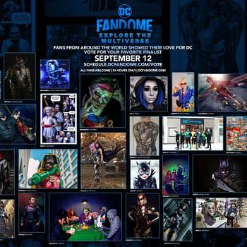 DC Comics Fandome II Teases Cosplay Fan Art Ahead Of This Weekend