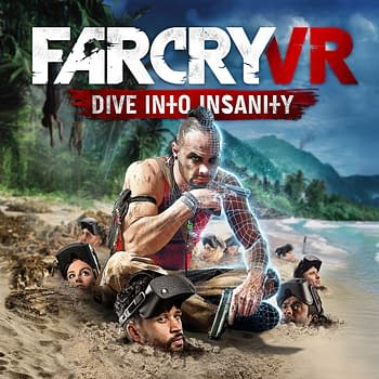 Ubisoft Announces Far Cry VR: Dive Into Insanity During UbiForward