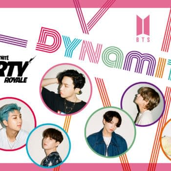 """Fortnite Will Debut The New BTS Music Video For """"Dynamite"""""""