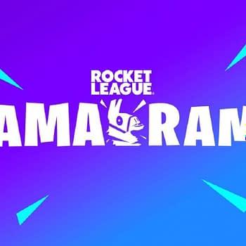 Fortnite Celebrates Rocket Leagues PTP Launch With Llama-Rama Event