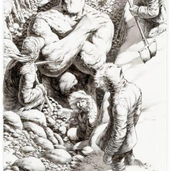 Frankenstein Alive, Alive Page 1 On Auction At Heritage