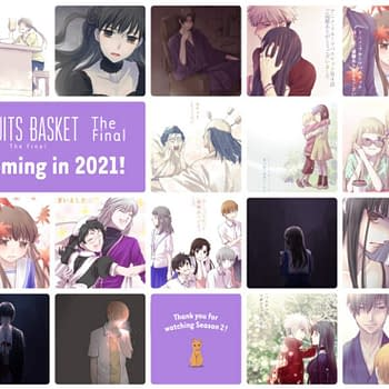 Fruits Basket Anime to Get 3rd and Final Season in 2021
