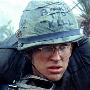 Full Metal Jacket: Matthew Modine Talks Stanley Kubrick Comparisons