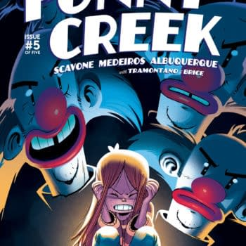 Funny Creek #5 Review: