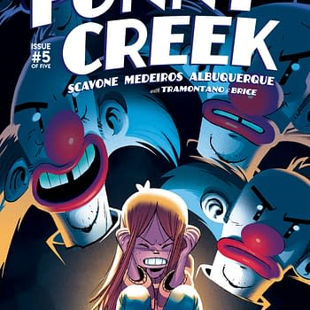 Funny Creek #5 Review: Stout Club Finishes Their All-Ages Tragedy