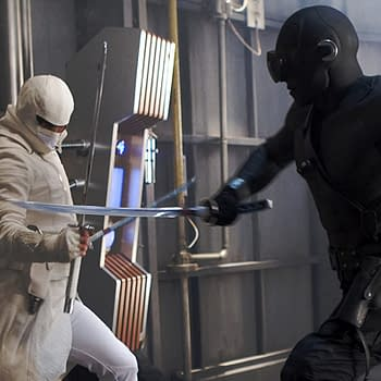 Snake Eyes: Andrew Koji Talks Humanizing Storm Shadow