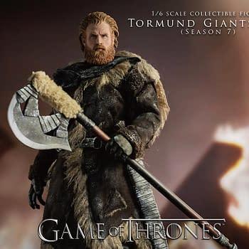 Game of Thrones Tormund Giantsbane Arrives at threezero