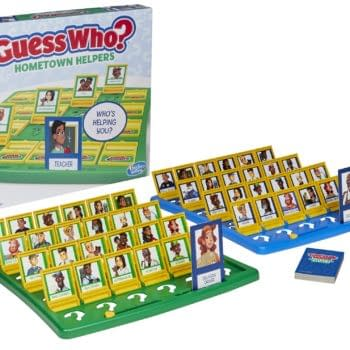 Hasbro Announces Guess Who? Hometown Helpers Edition