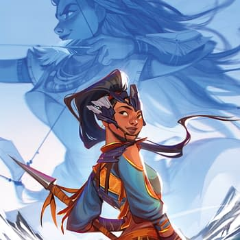 Horizon Zero Dawn #2 Review: A Showcase of Beautiful Artwork