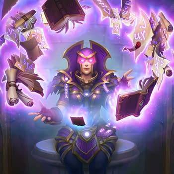 Hearthstones Forbidden Library Update Will Be Coming Next Week