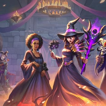 Hearthstone Is Throwing A Masquerade Ball Event