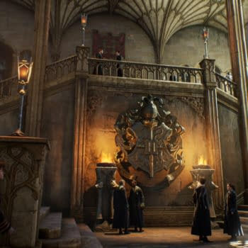 Live Out Your Harry Potter Dreams in Open-World Hogwarts Legacy