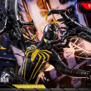 Spider-Man Anti-Ock Suit Saves the Day with New Hot Toys Reveal