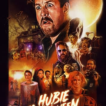 Hubie Halloween Trailer: Sandler Halloween Film Hits Netflix Oct. 7th