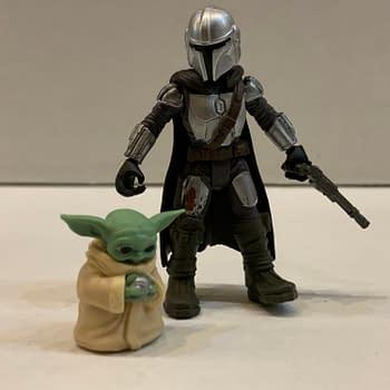 Hasbro Star Wars Mission Fleet Sets Of Mandalorian The Child Ahsoka