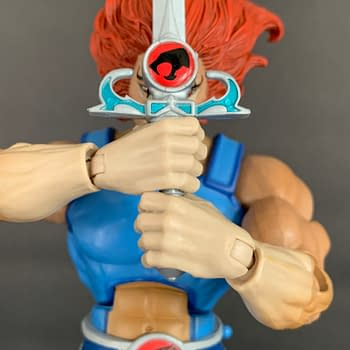 Thundercats Ultimates By Super7: Lets Look At Lion-O