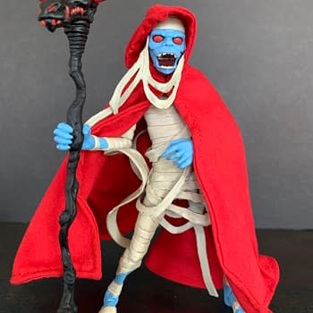 Thundercats Ultimates By Super7: Lets Look At Mumm-Ra