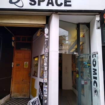SPACE &#8211 A New Name For Orbital Comics In London
