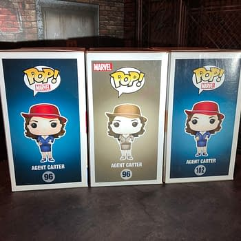 Funko Marvel Cinematic Universe Television &#8211 Agent Carter (2015)