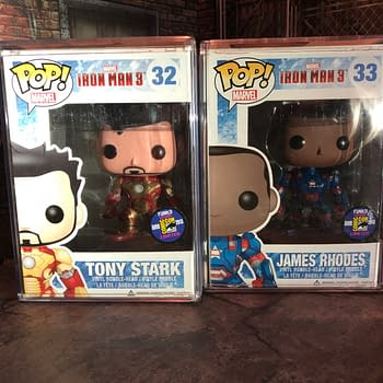Funko Marvel Cinematic Universe &#8211 Iron Man 3 (2013)