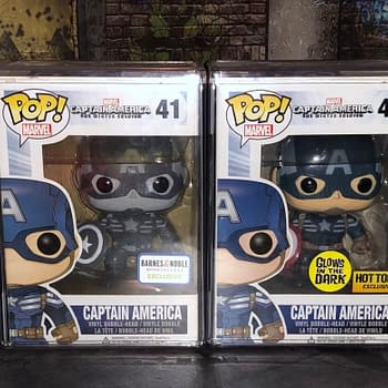 Funko MCU &#8211 Captain America: The Winter Soldier (2014)